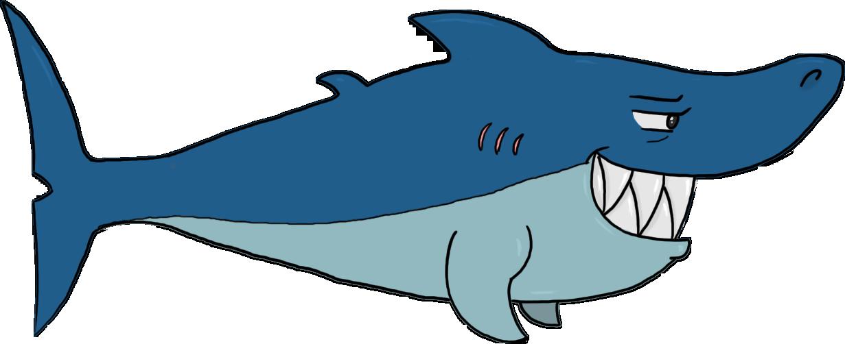 Cartoon blueridge wallpapers. Families clipart shark
