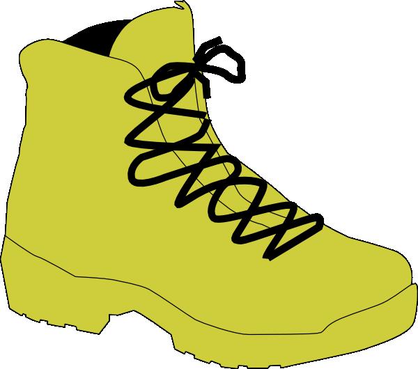 Mystery shoe
