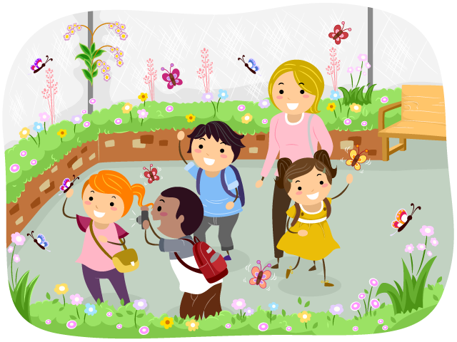 Kindergarten clipart family. Summer camp why learning