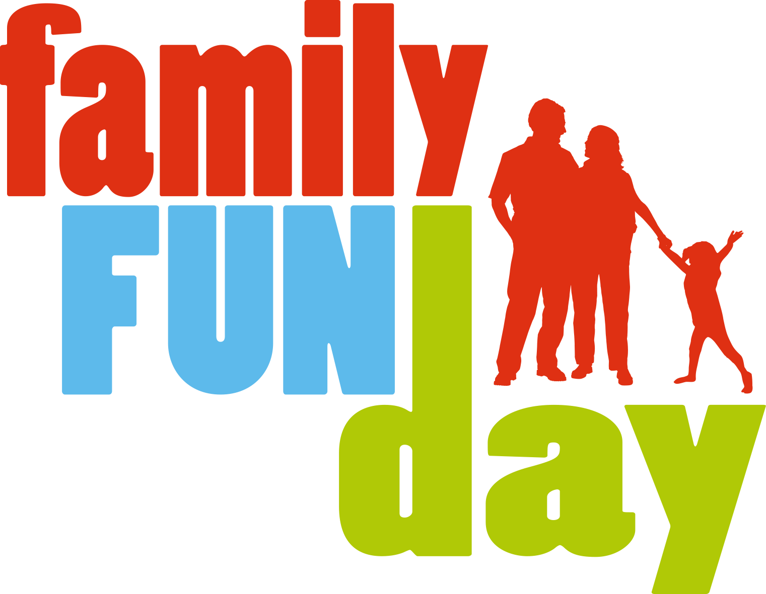 happy family day. Curriculum clipart charter schools