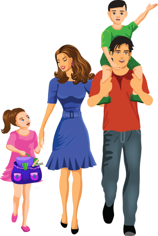 Fam lia family pinterest. Happiness clipart fashionable man