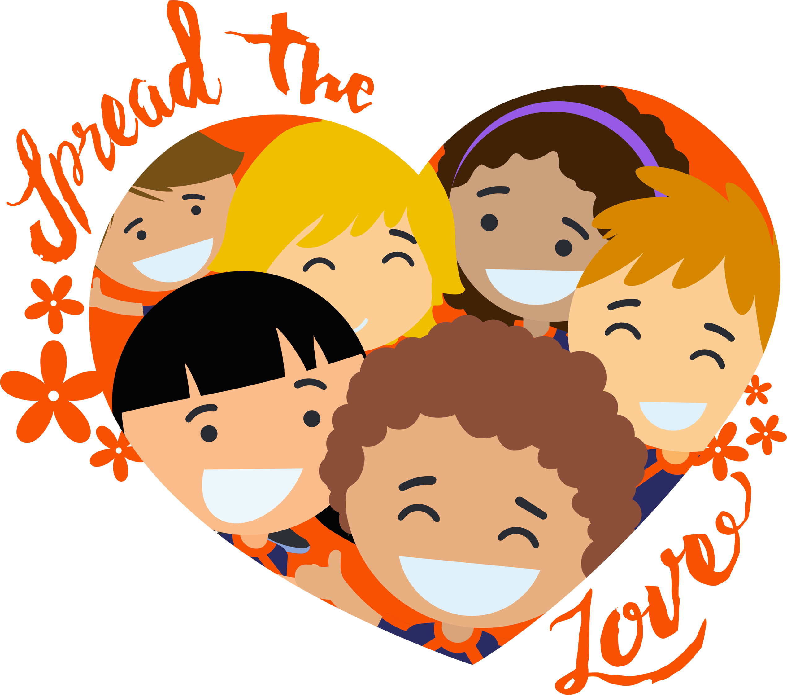 Clo week landing page. Human clipart kindness