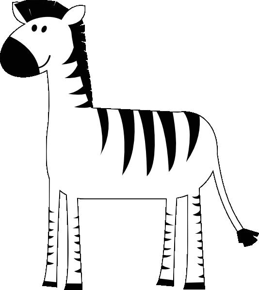 Families clipart zebra. Clip art at clker