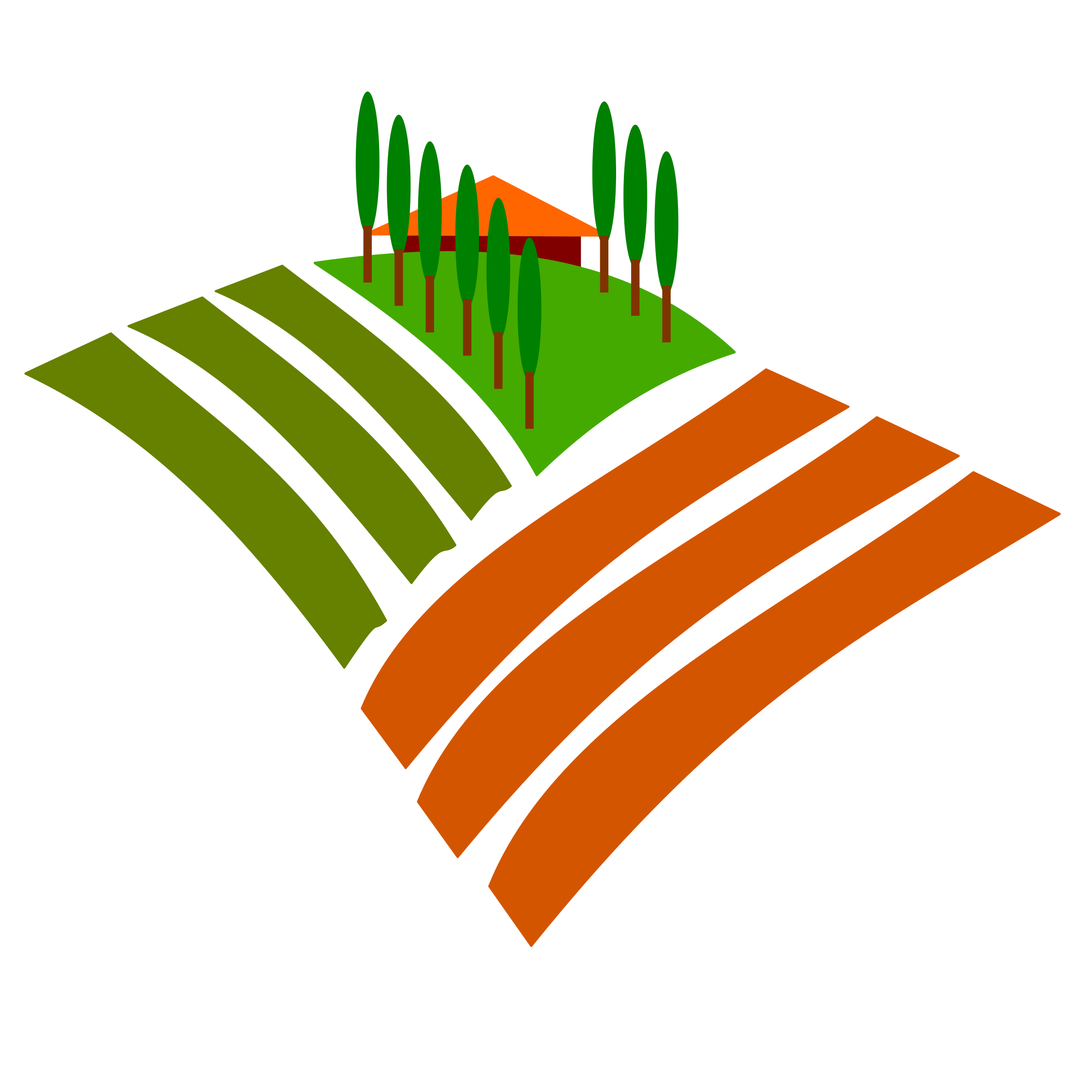 Farm clipart agricultural land. Clip art farmland png
