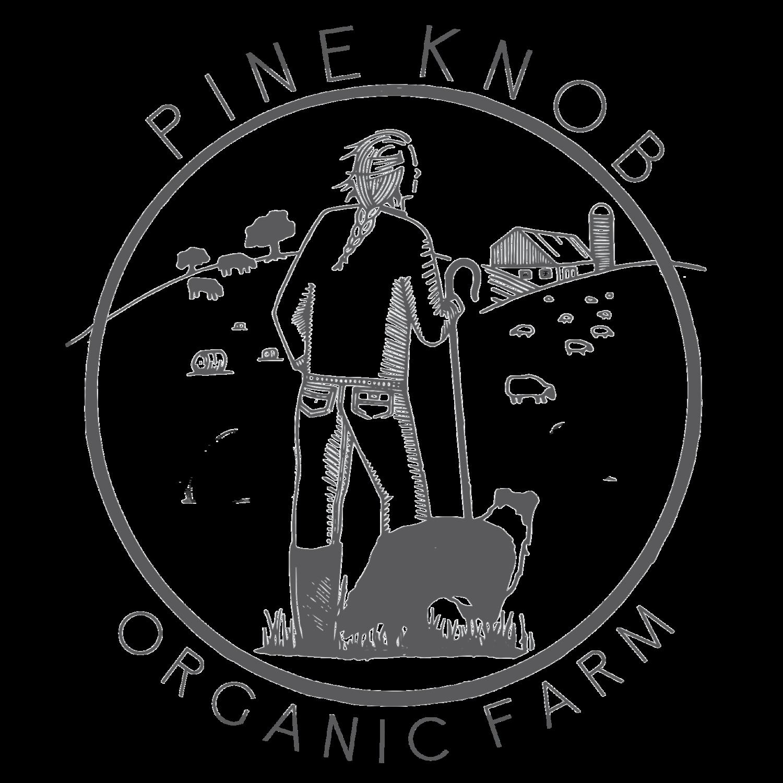 Pine knob organic farm. Farmers clipart line art