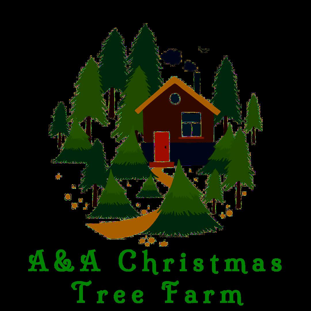 Tree a . Clipart farm christmas
