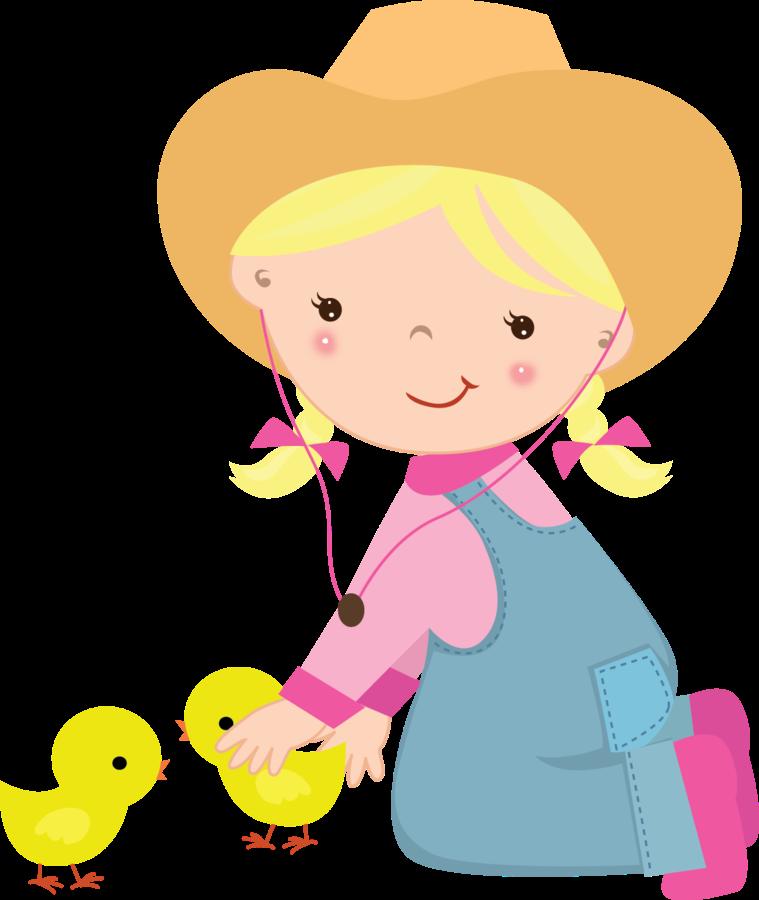 Farming clipart woman farmer. Cute farm for girls