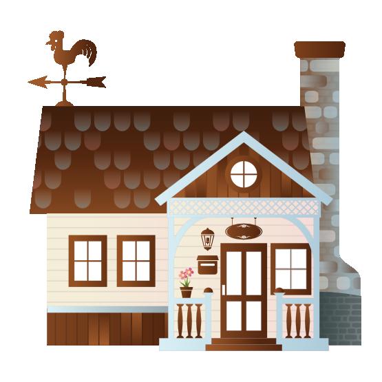 House clipart vector. Clipartist net clip art