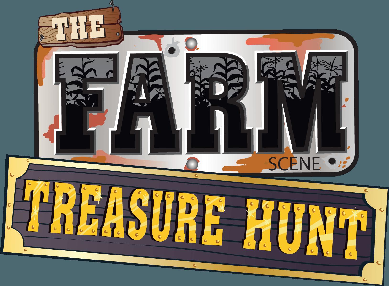 The farm scene treasure. Maze clipart jungle