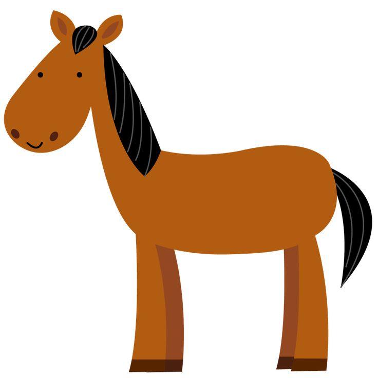 Clipart horse farm animal. Download clip art