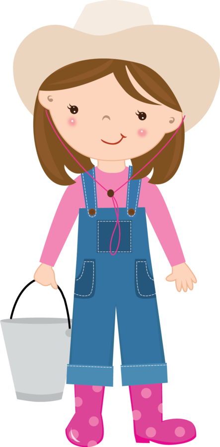 Picture clipart farmer. The farm for girls