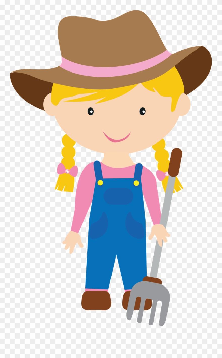 Farmers clipart girl farmer. Picture free download fazenda
