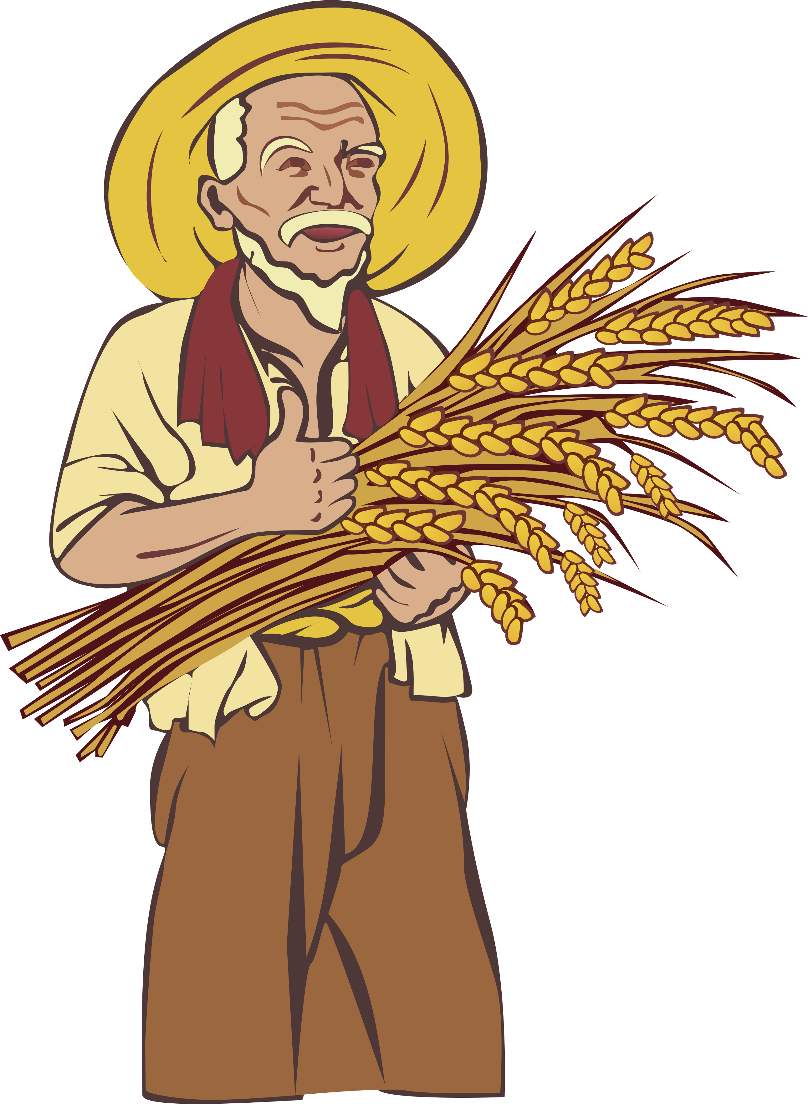 farmers clipart clipart india