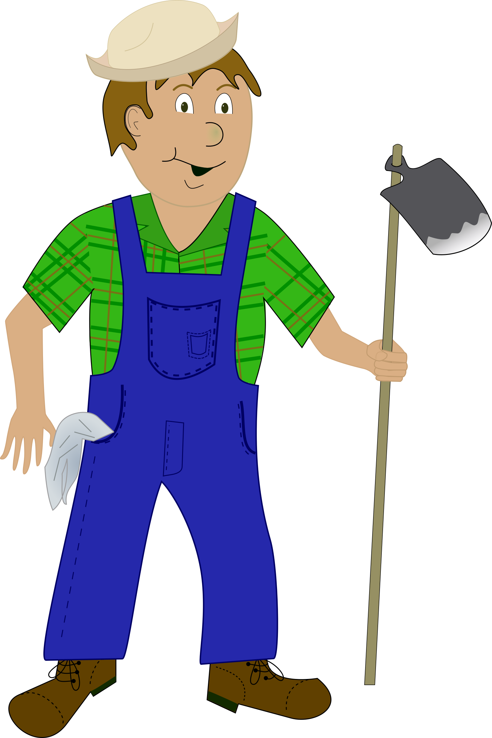 Tired clipart farmer. Big image png
