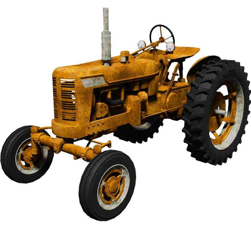 Farmer clipart tractor. Png images free download