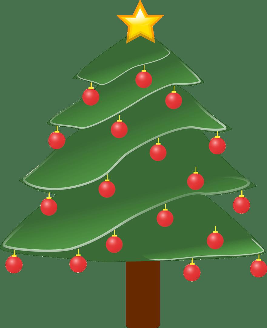A farm christmastreeclipart. Fire clipart christmas tree