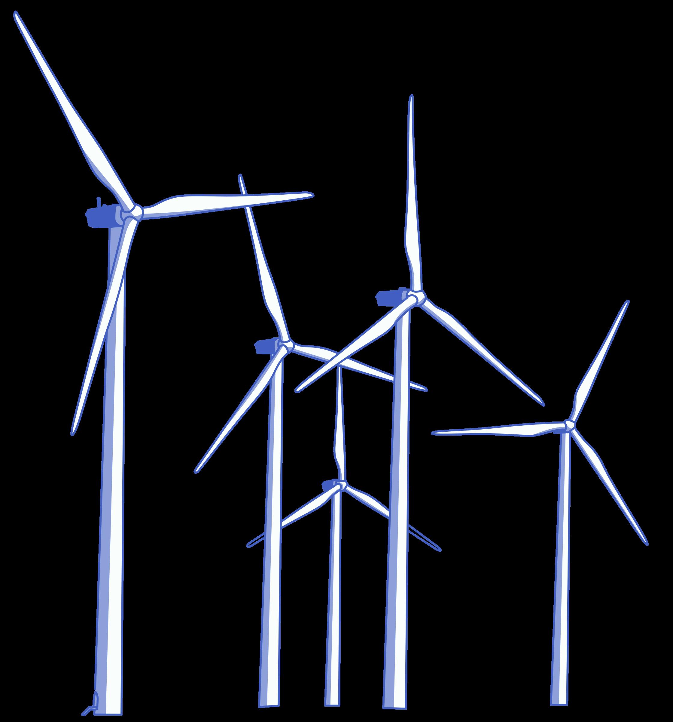 Wind turbine clip art. Farm clipart windmill