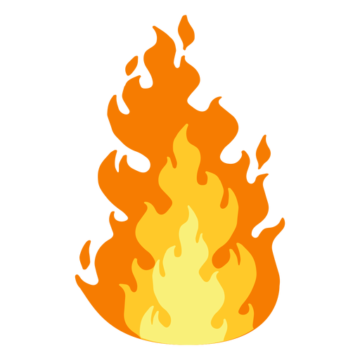 Transparent png svg vector. Fire clipart