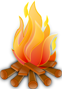 Clipart fire. Clip art at clker