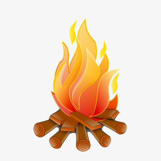 Clipart fire. Firewood wood png image