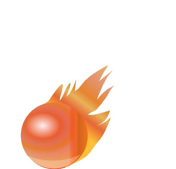Fire ball clip art. Fireball clipart green