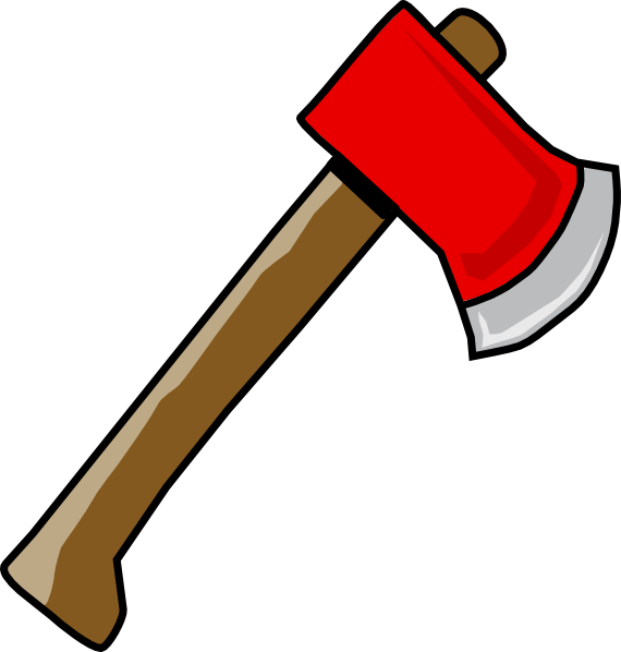 Clipart fire axe. Witty sayings fasab hatchet