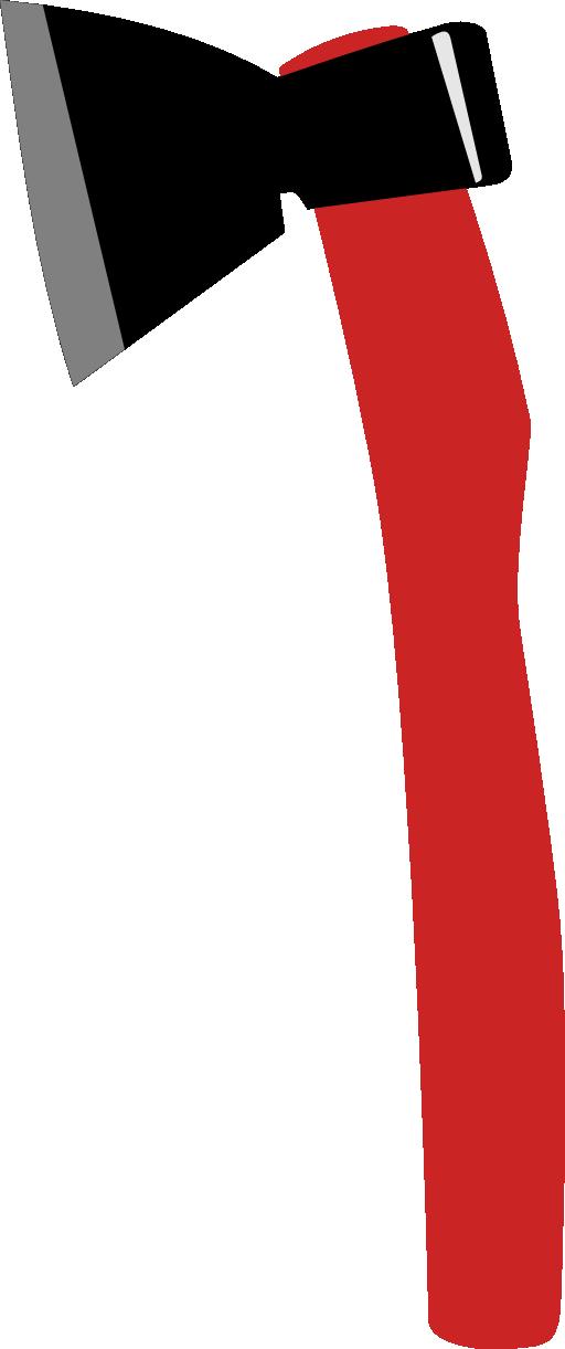 Clipart fire axe. I royalty free public