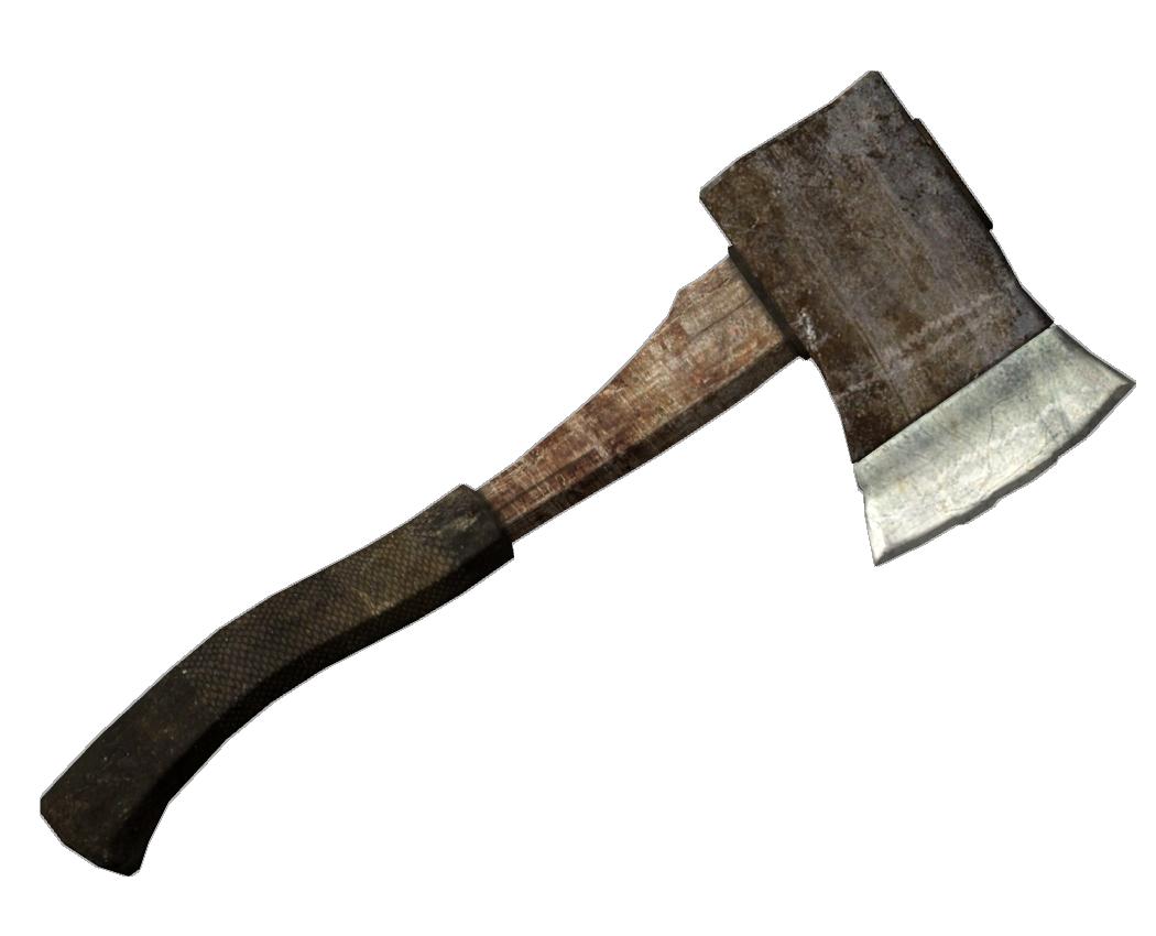 Hatchet fallout new vegas. Clipart fire axe