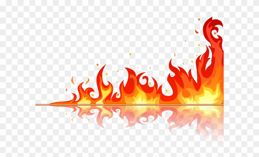 Clipart fire blaze. Flame background red png