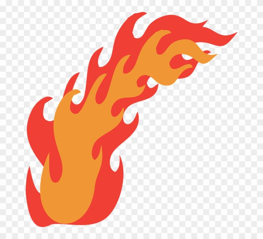 Clip freeuse stock alarm. Fire clipart blaze