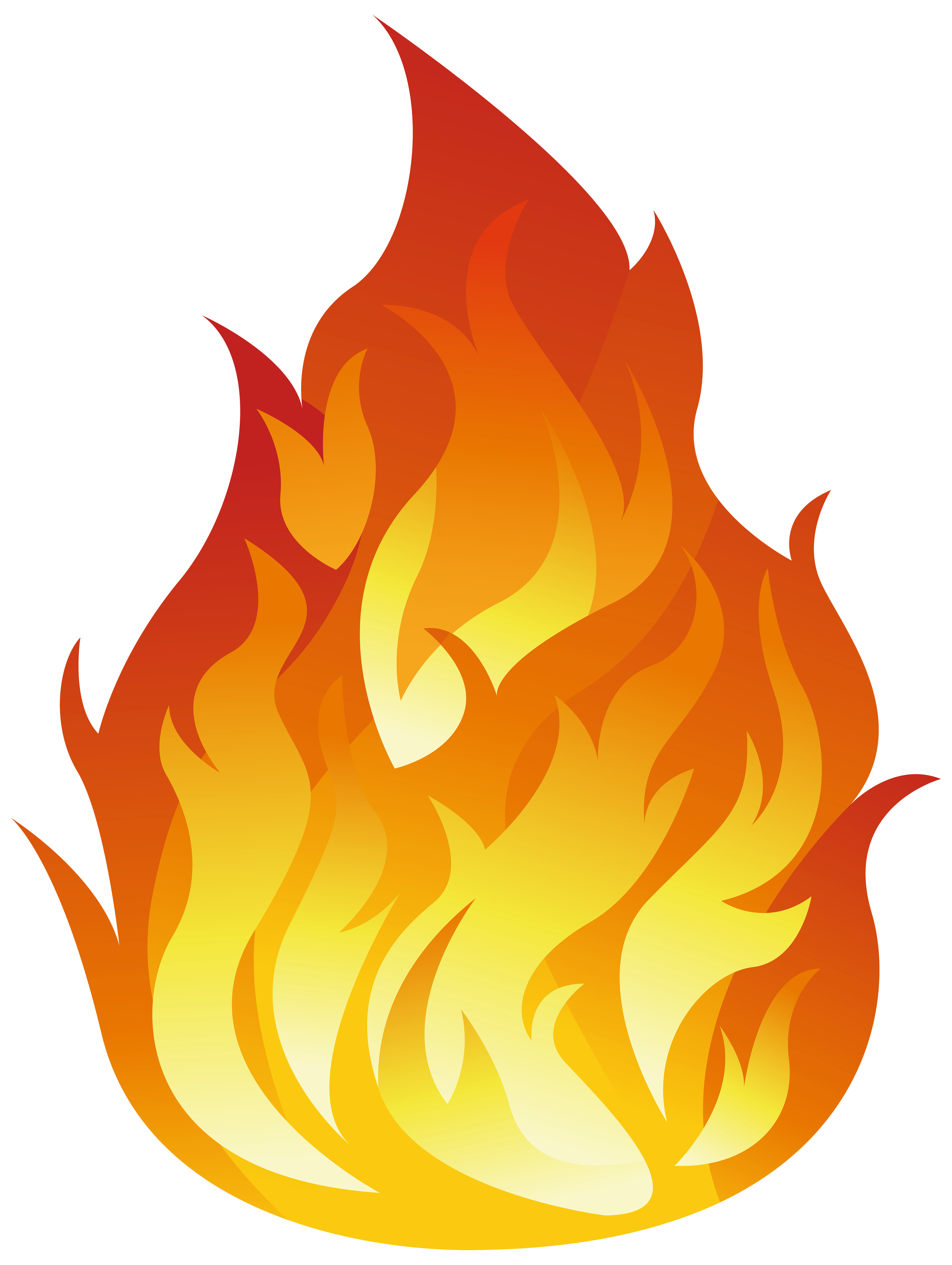 great torch fire. Fireplace clipart fireplace flame
