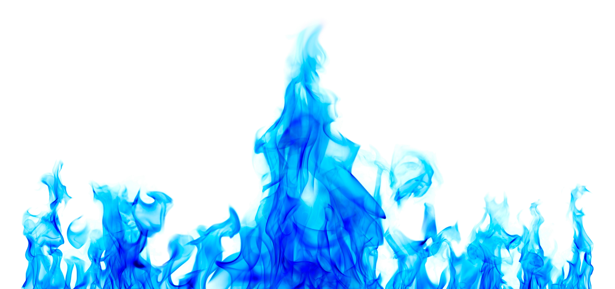 Blue flame png image. Flames clipart green fire