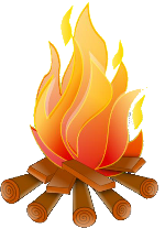 Fireplace clipart fireplace wood. Free burning cliparts download
