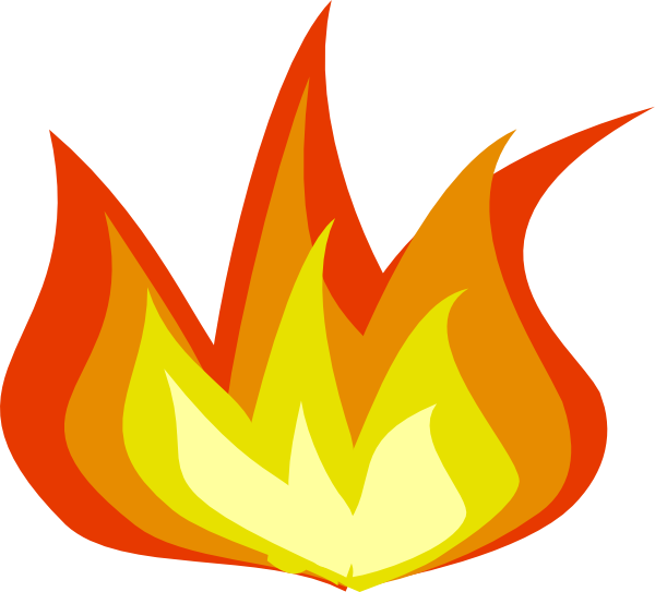 Free chimney flames cliparts. Fireplace clipart fireplace flame