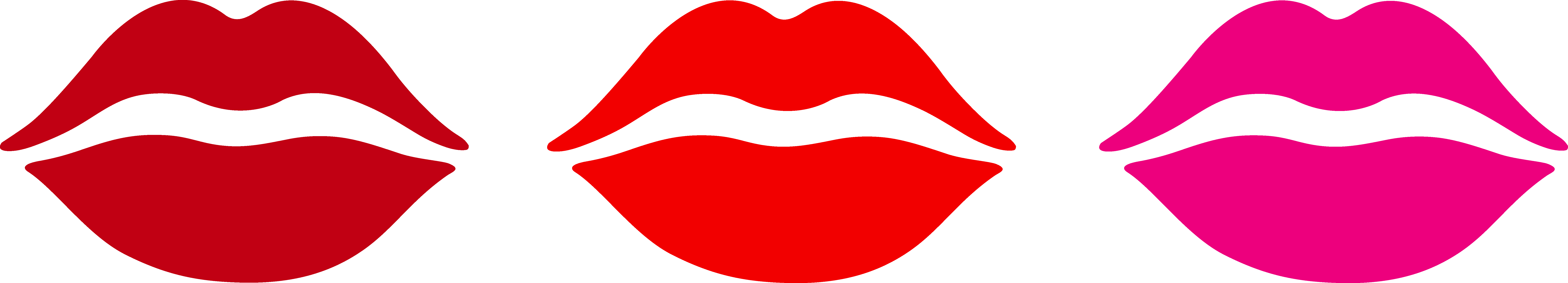 kiss clipart three