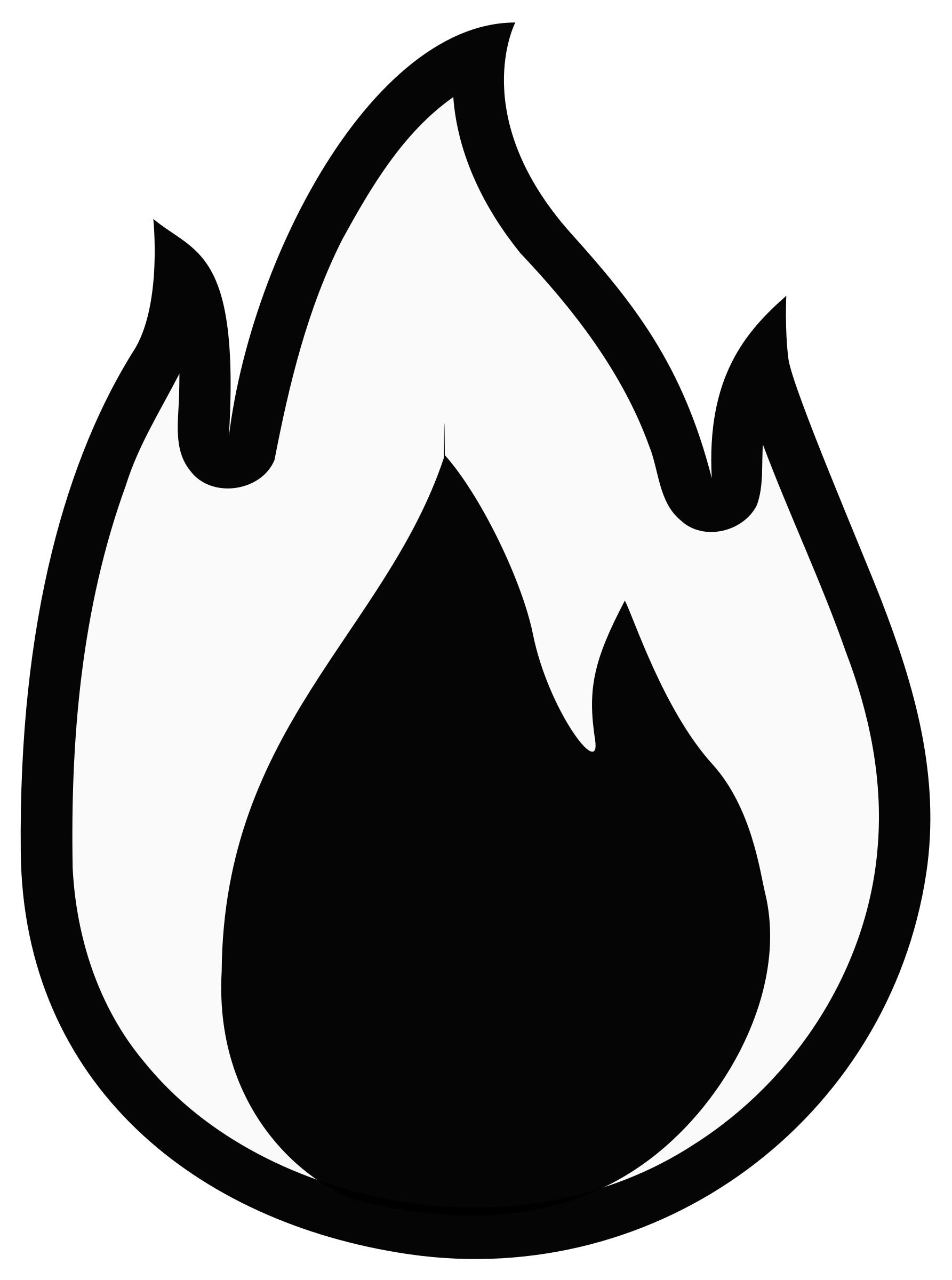 Fire clipart pdf.  collection of flame