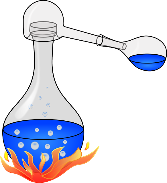 Chemistry. Evaporation clipart physical change