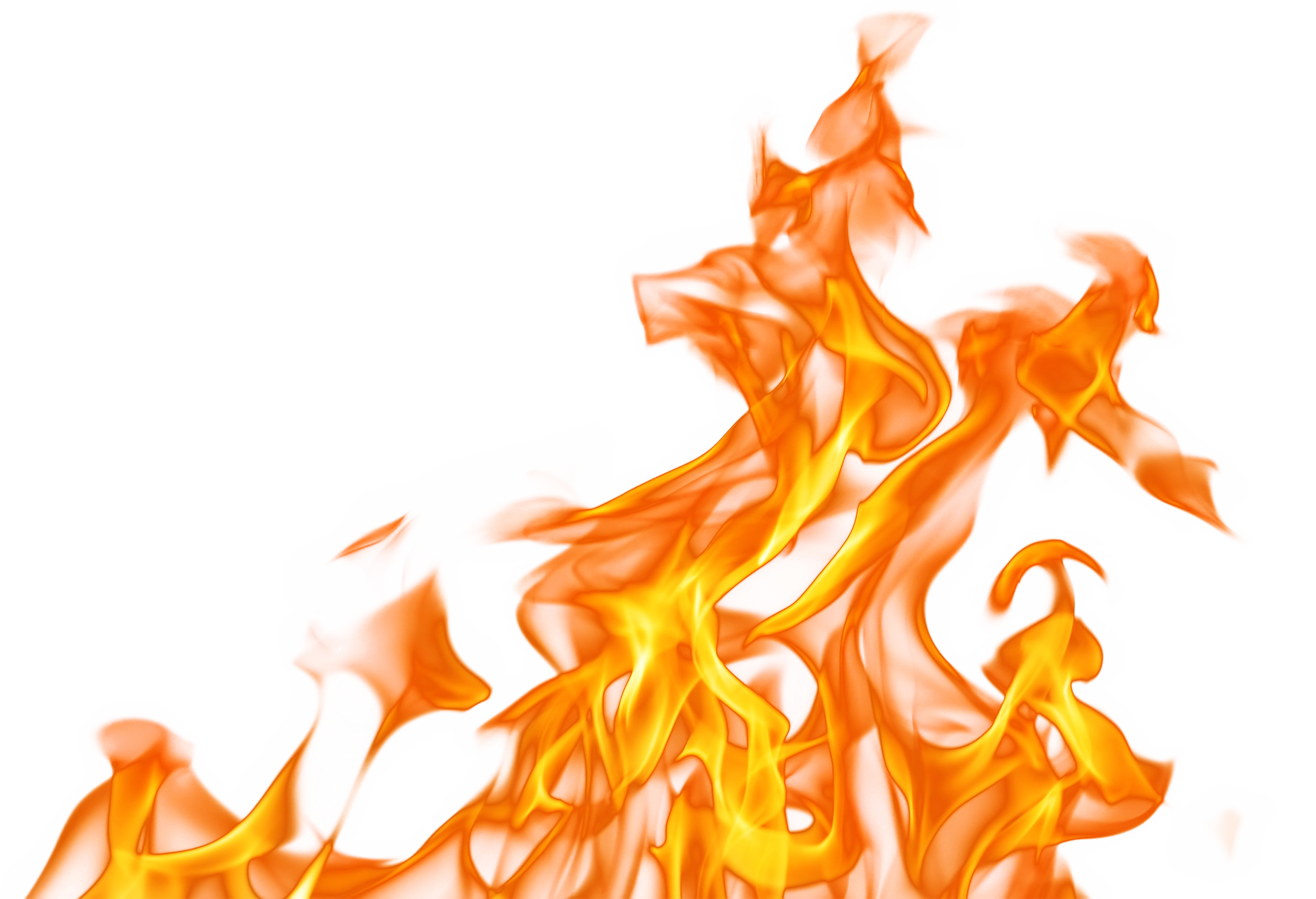 Flame png . Fire clipart exothermic reaction
