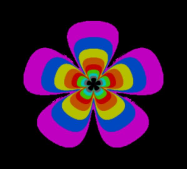 Hippie happy face clip. Flowers clipart larkspur