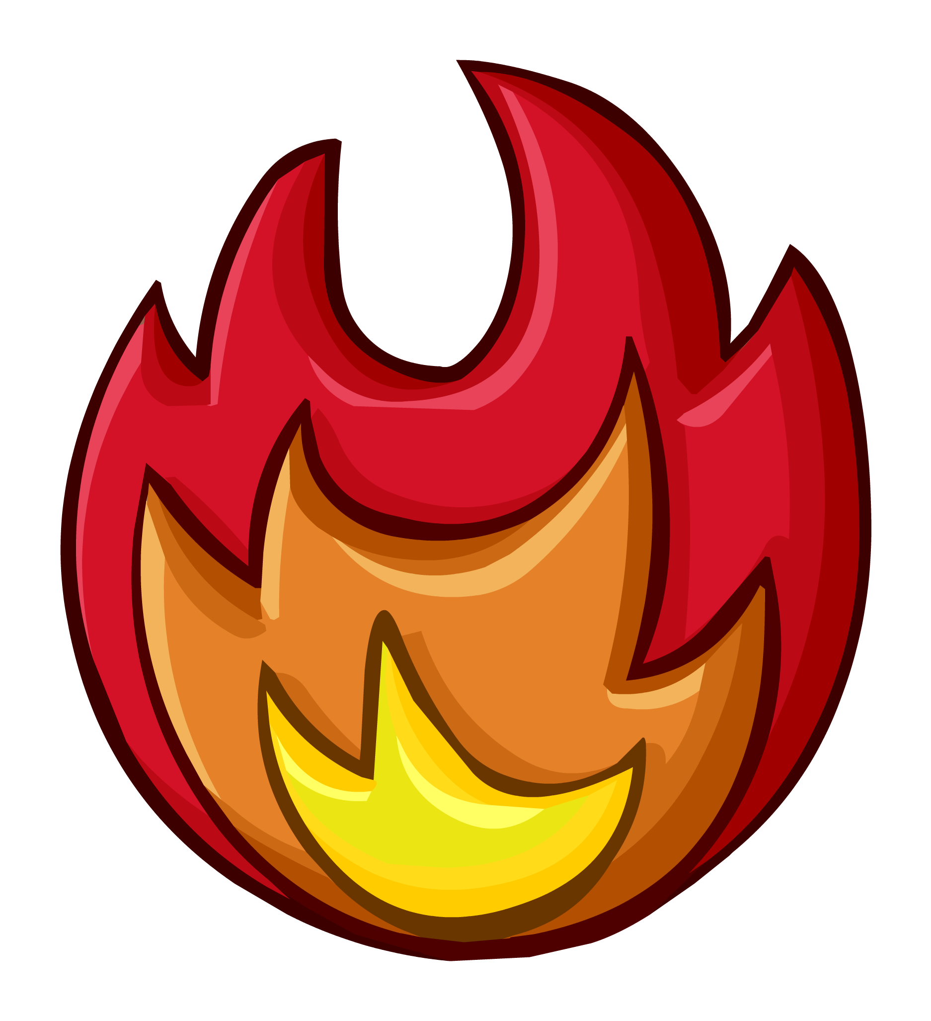 Elements club penguin wiki. Clipart fire fire element