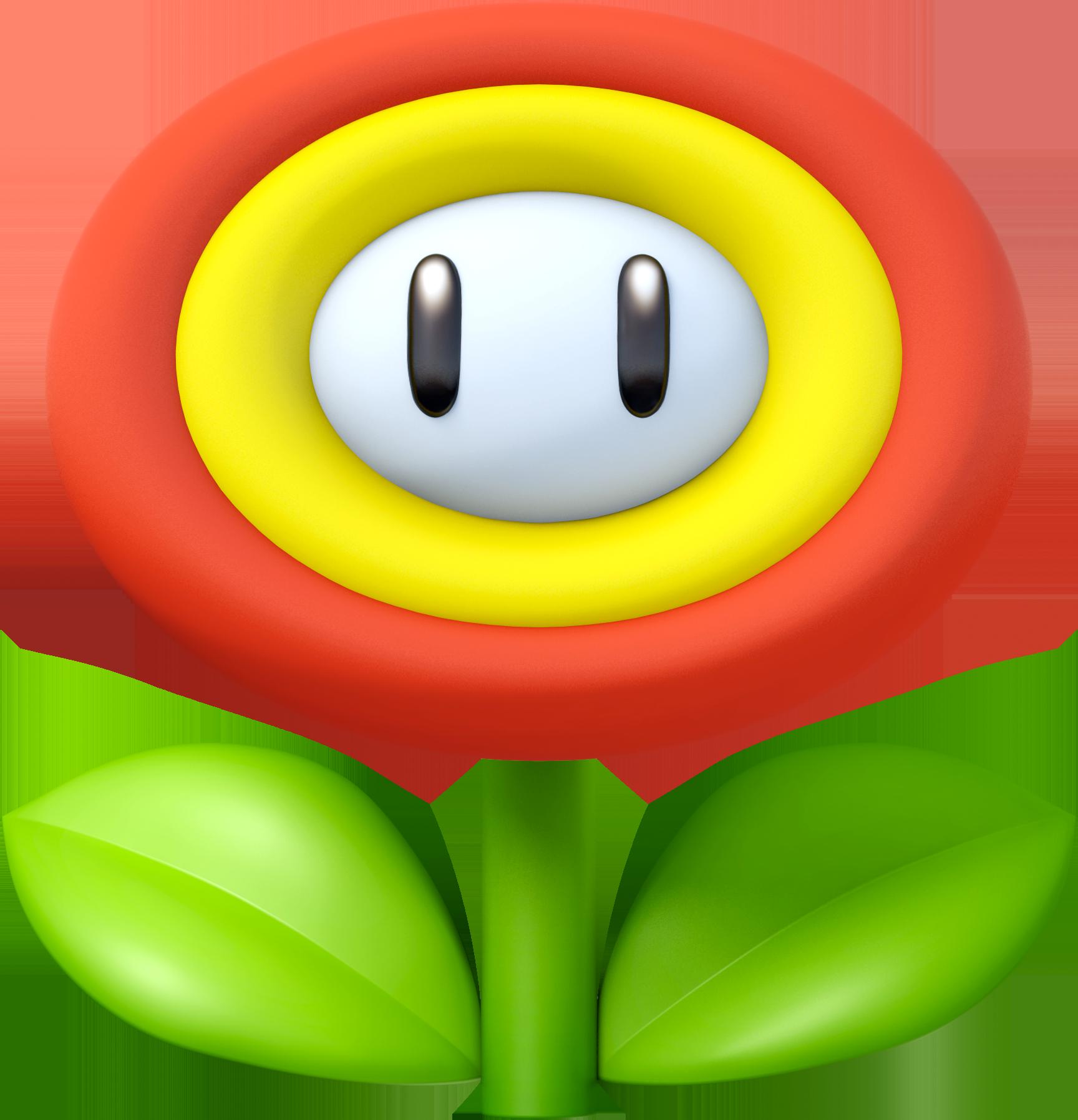 Mario kart racing wiki. Fire flower png