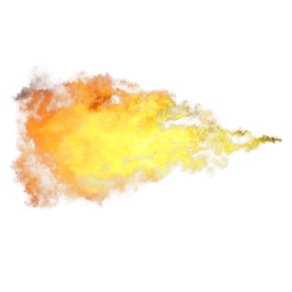 Fireball flame png image. Clipart flames fire trail
