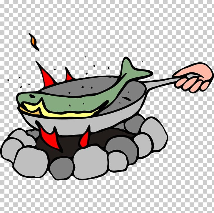 Fries clipart campfire cooking. Fried fish egg frying