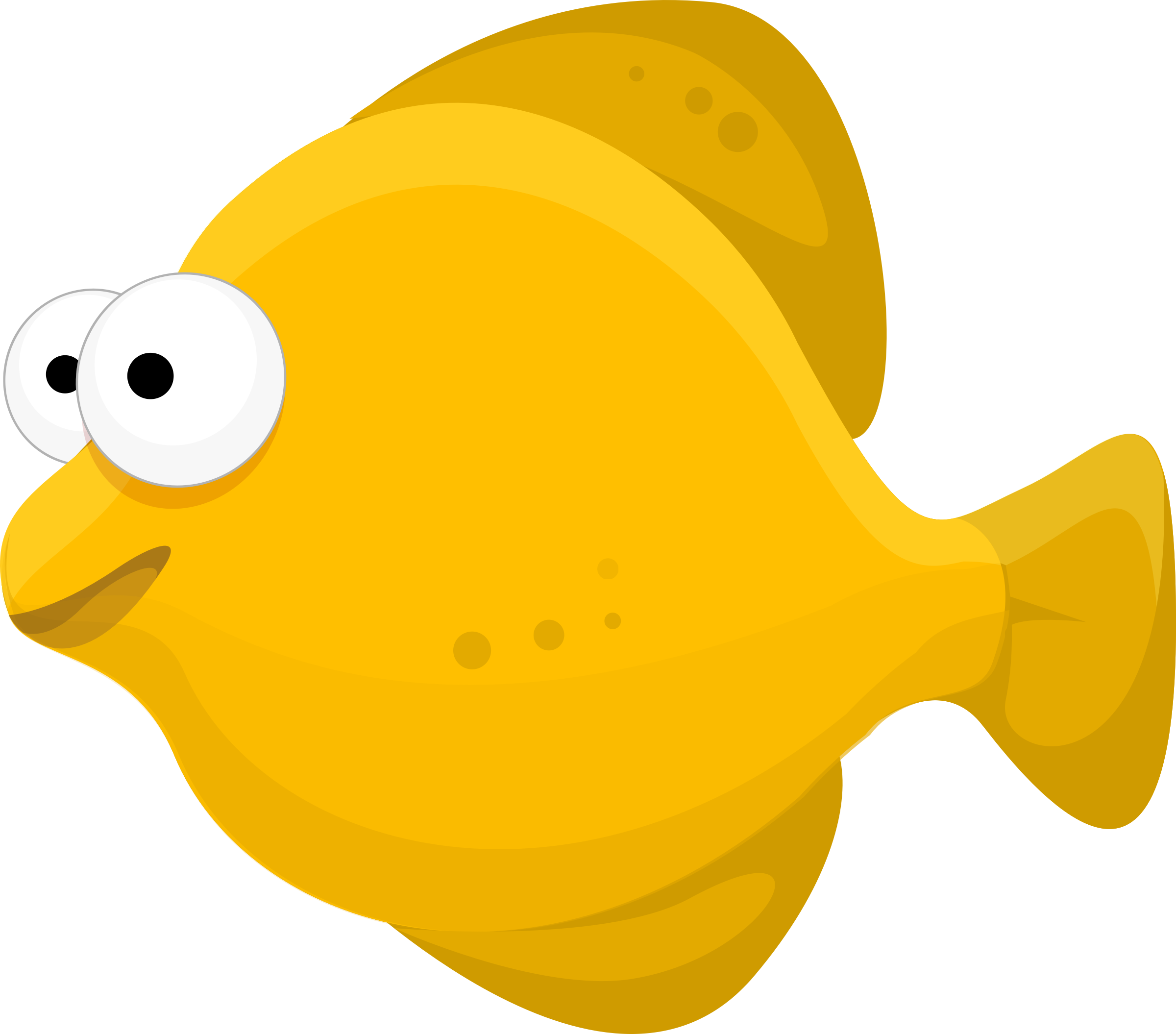 clipart fish animation