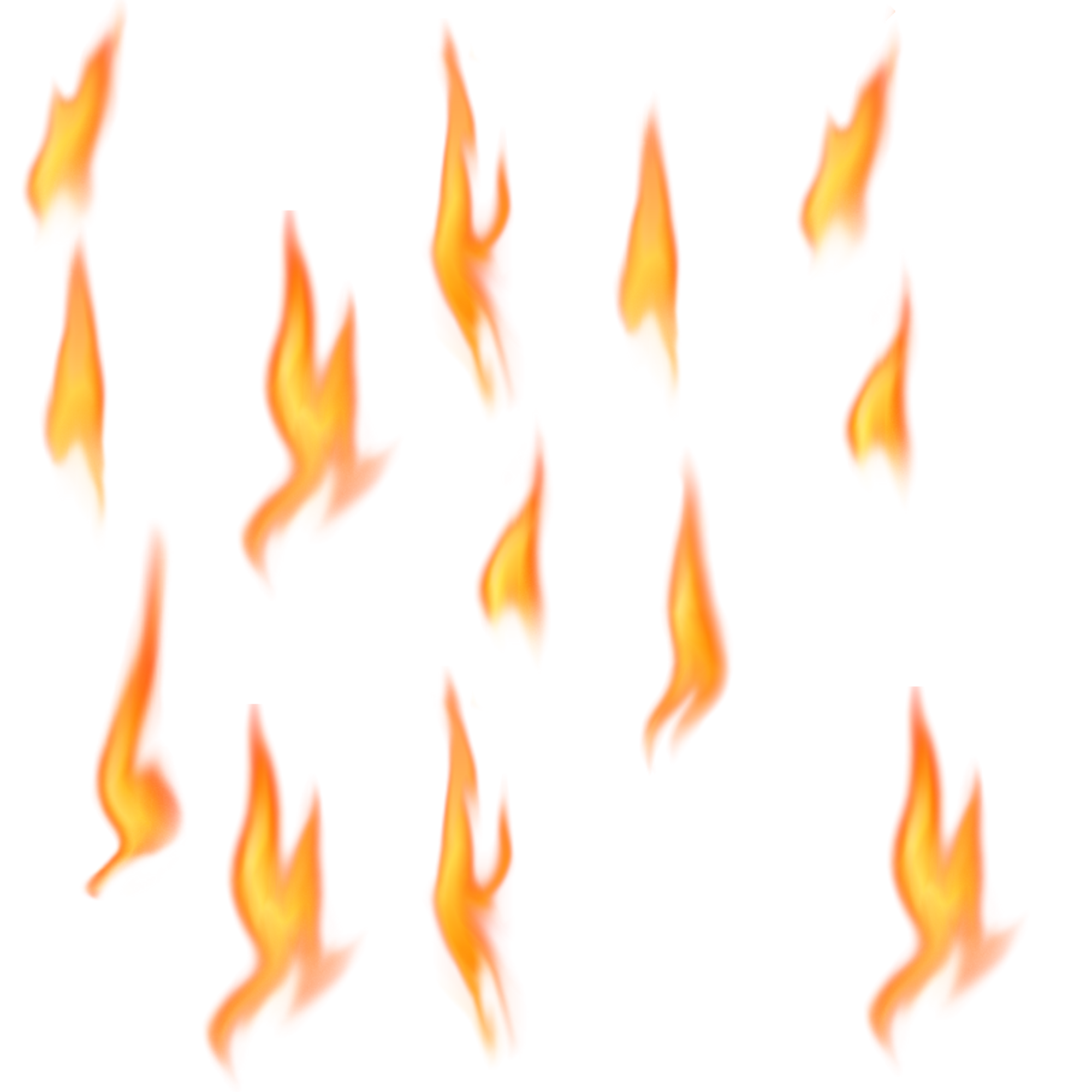 Flames photo transparentpng . Fire clipart exothermic reaction