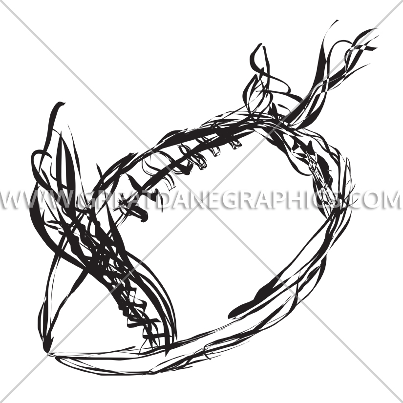 Clipart football fire. Glow production ready artwork