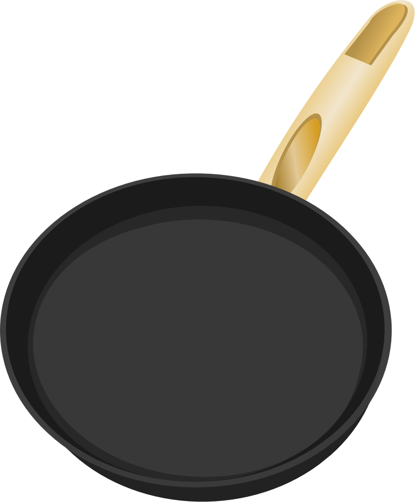 Fire clipart frying pan. Transparent png pictures free