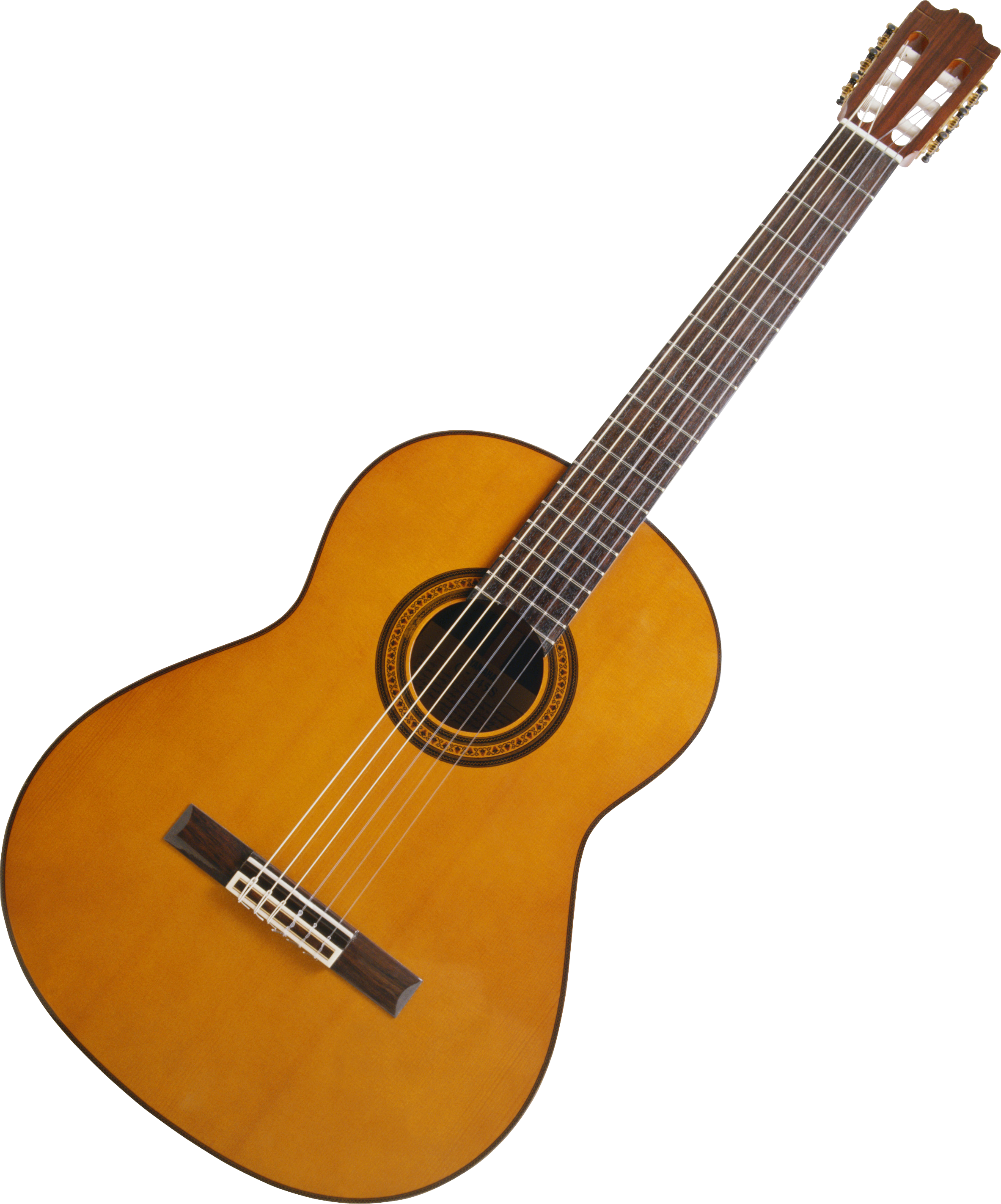 Eight isolated stock photo. Clipart guitar box