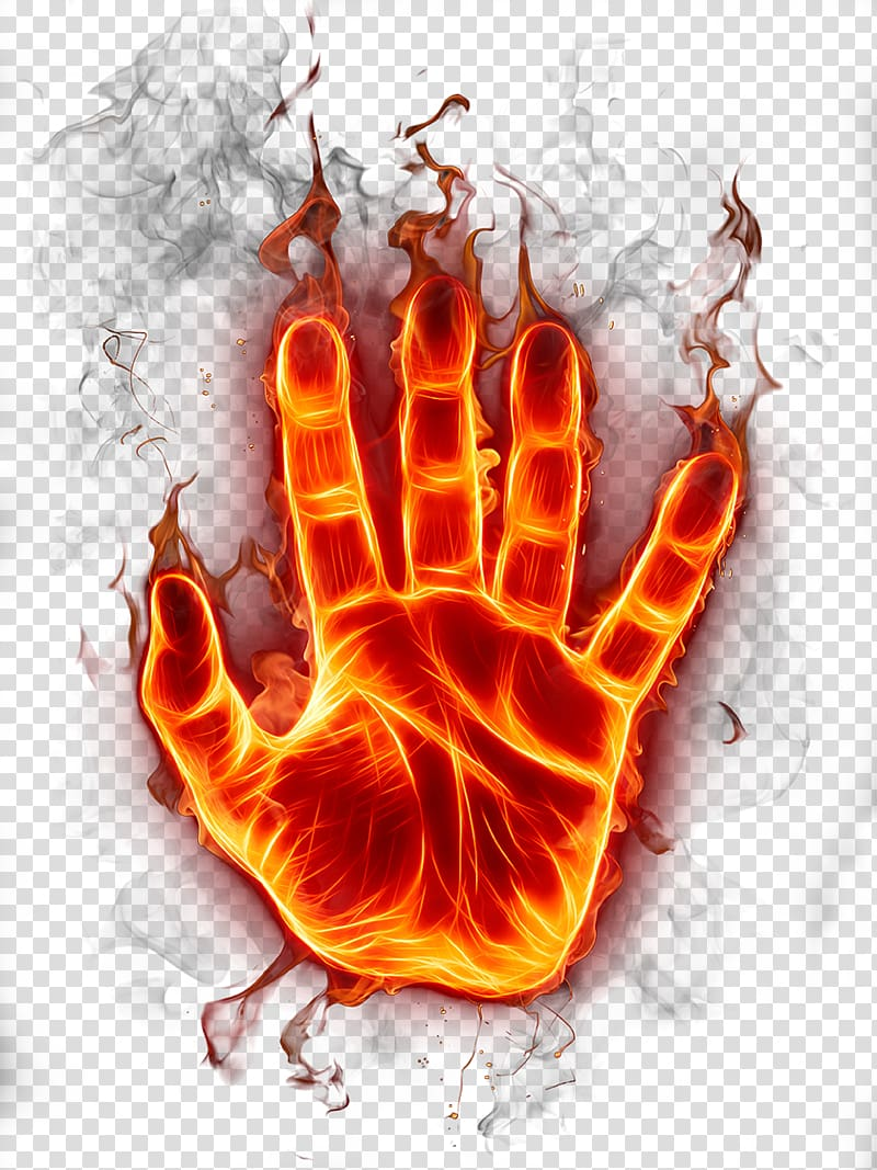 Flame flaming illustration . Fire clipart hand