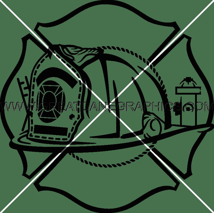 Firefighter clipart halligan bar. Fire helmet beautiful x